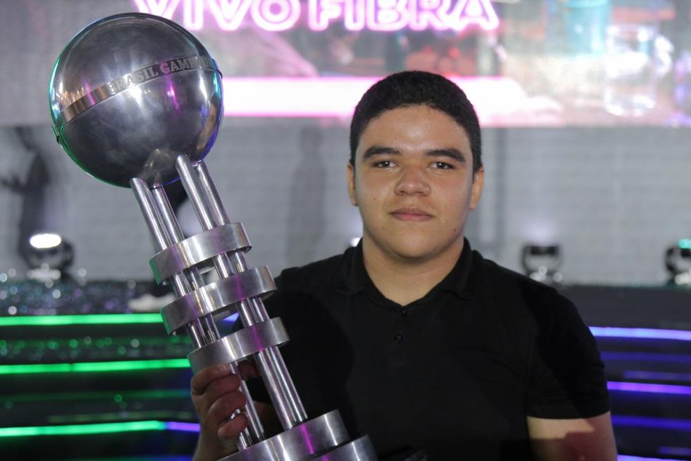 Brasil Game Cup: Campeão de Clash Royale leva R$ 3 mil para casa