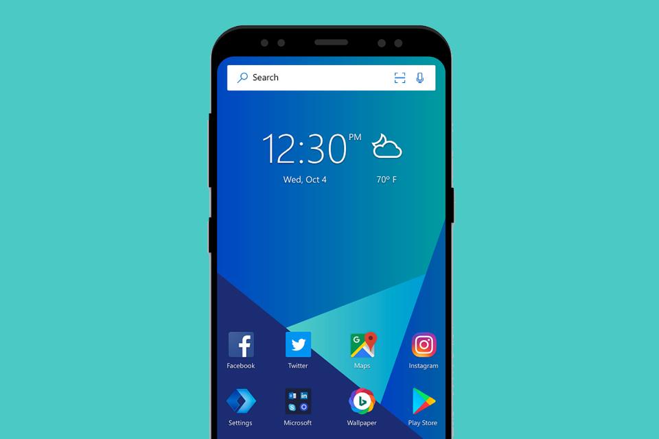 Microsoft Launcher chega para os usuários do Android