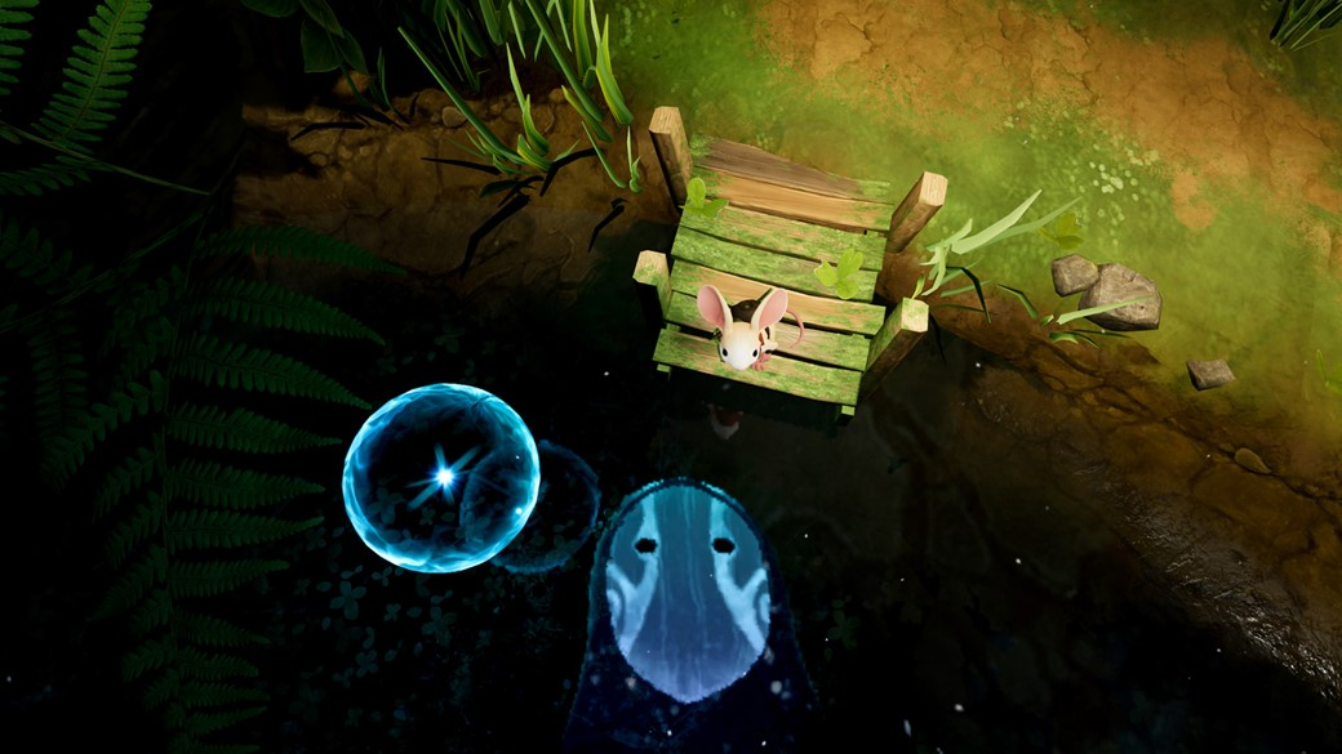 Moss, jogo, PS VR
