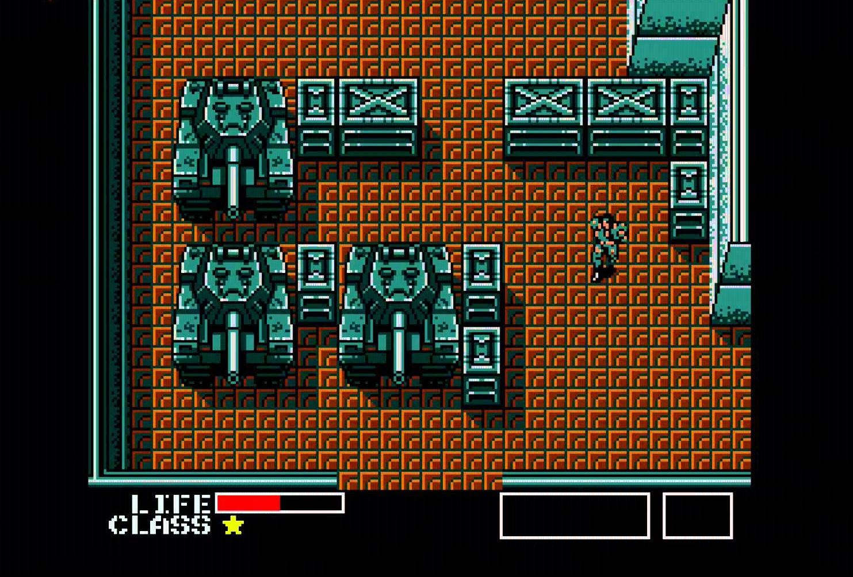 Metal Gear passou disso...