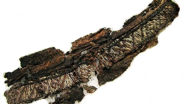 Fragmento têxtil