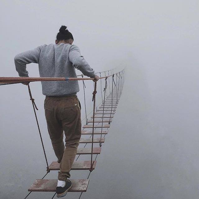 pontes de corda