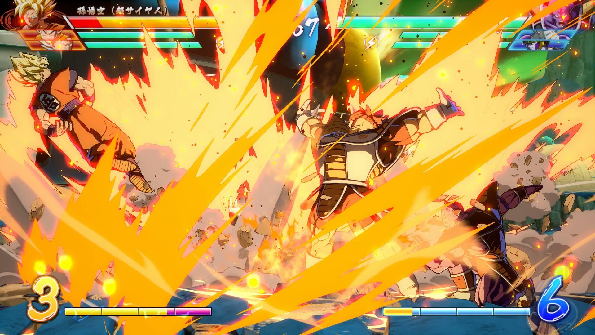 Xbox Store revela data de Dragon Ball FighterZ no Ocidente