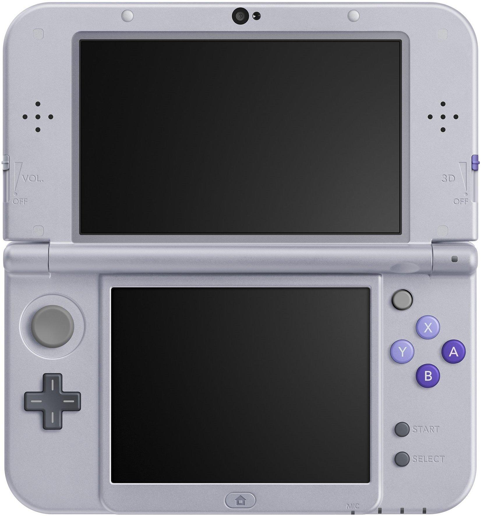 Nintendo trará New Nintendo 3DS XL com tema de Super Nintendo aos EUA