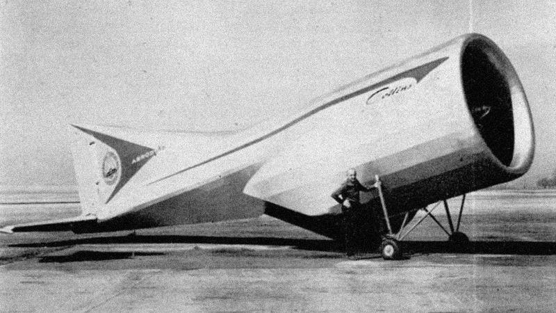 Aerodyne de Alexander Lippish