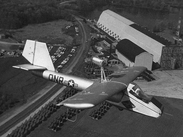 Inflatoplane Goodyear