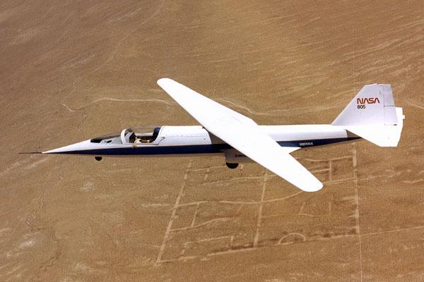NASA AD-1