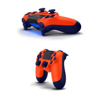 Sunset Orange: conheça a nova versão do DualShock 4