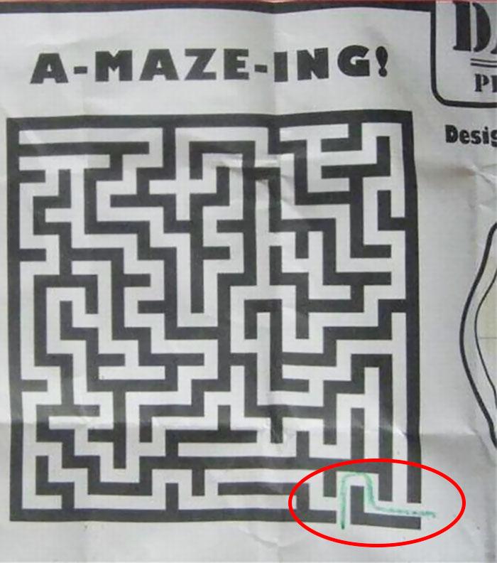 erro de design