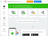 Imagem 1 do Avira Optimization Suite