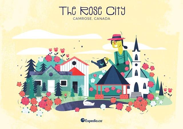 Cidade das rosas