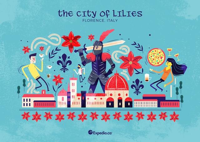 Cidade dos lírios