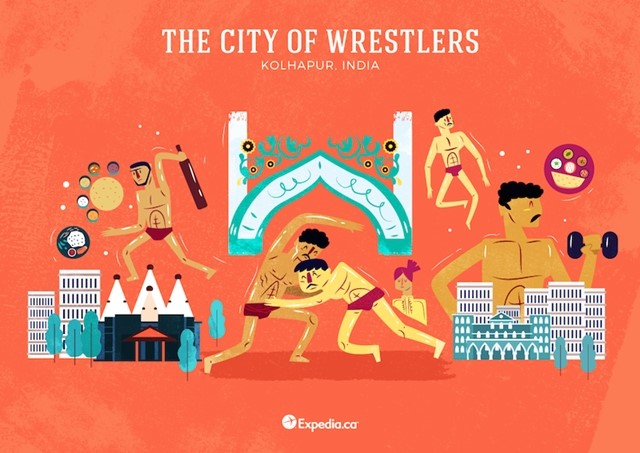 Cidade dos lutadores
