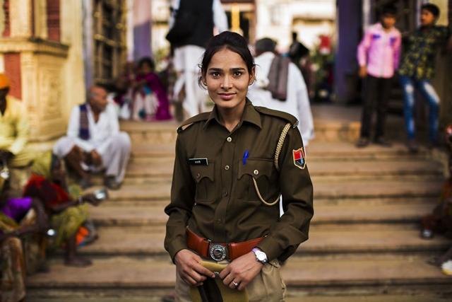 Pushkar, na Índia