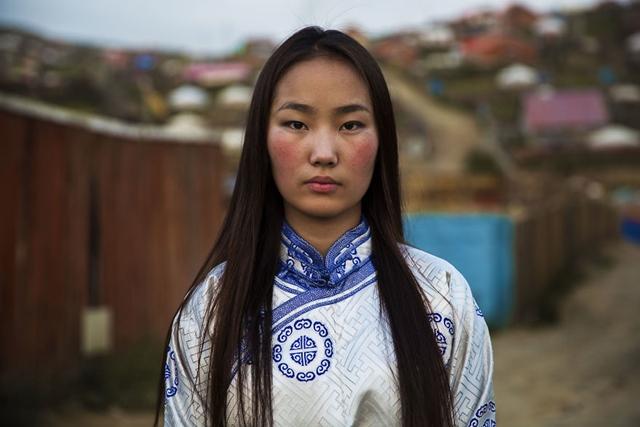 Ulaanbaatar, na Mongólia