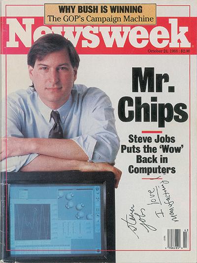 Revista Steve Jobs
