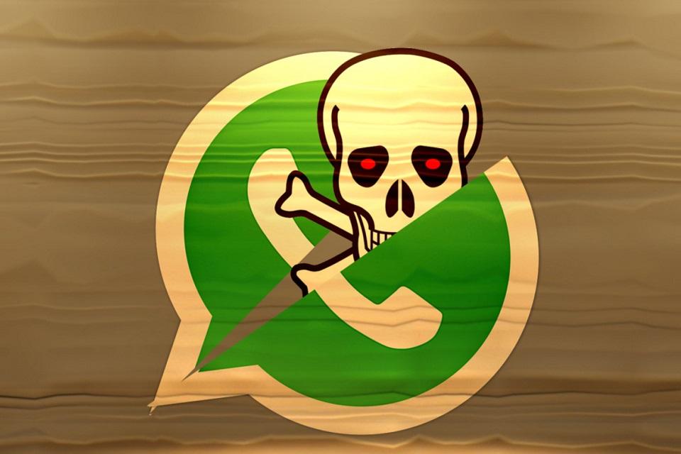 As fotos da festa ficaram ótimas: golpe agora usa WhatsApp para te enganar