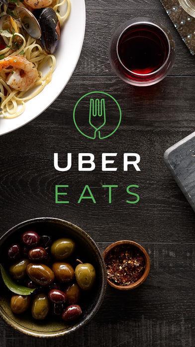 UberEATS: Food Delivery - Imagem 1 do software