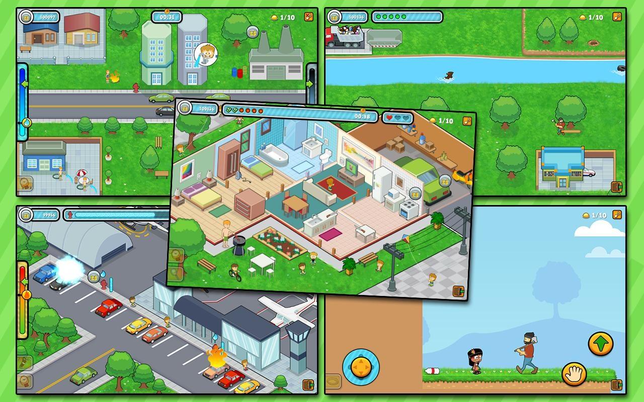 Clubinho Salva Vidas - Imagem 1 do software