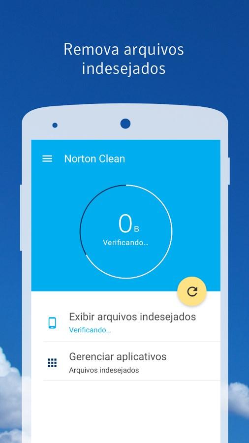 Norton Clean - Imagem 1 do software