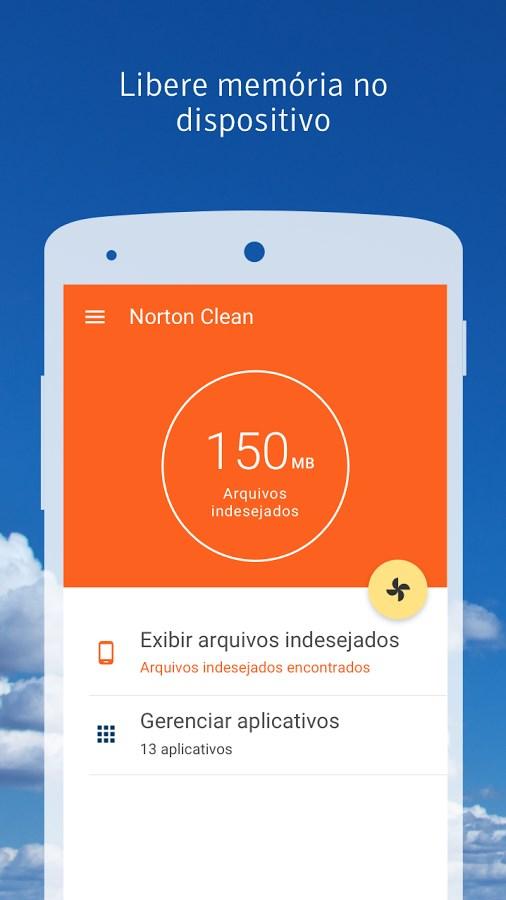 Norton Clean - Imagem 2 do software