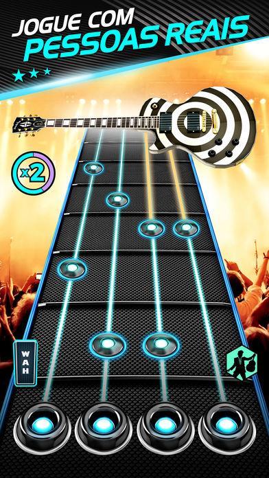 Guitar Band Battle - Imagem 1 do software