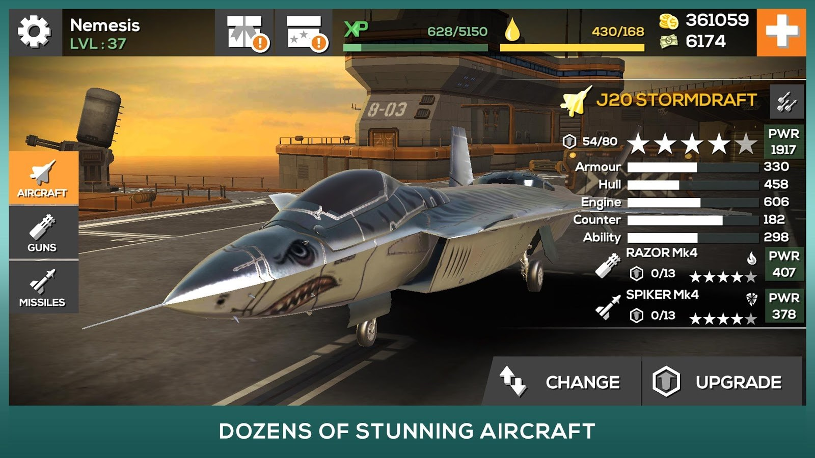 Nemesis: Air Combat - Imagem 1 do software