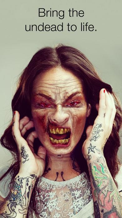 Zombify - Turn yourself into a Zombie - Imagem 2 do software