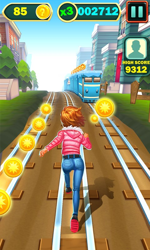 Subway Rush Runner - Imagem 1 do software