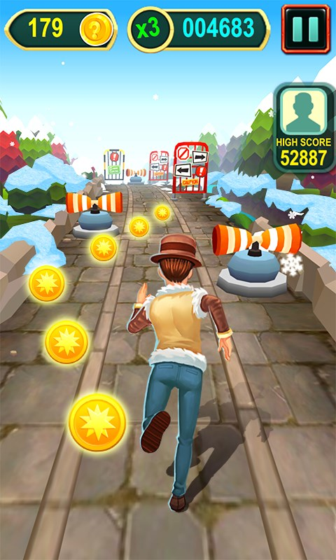 Subway Rush Runner - Imagem 2 do software