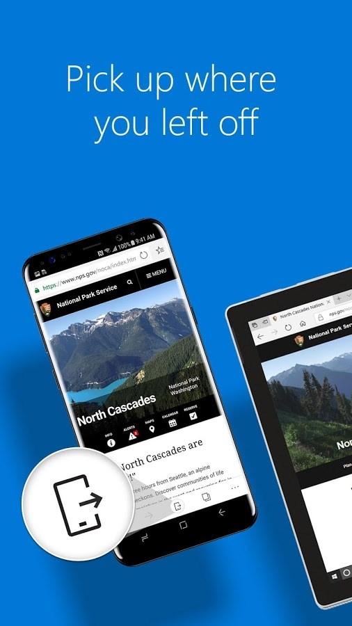 Microsoft Edge (Beta) - Imagem 1 do software