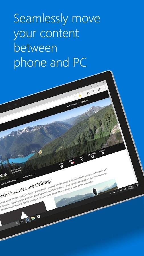 Microsoft Edge (Beta) - Imagem 2 do software