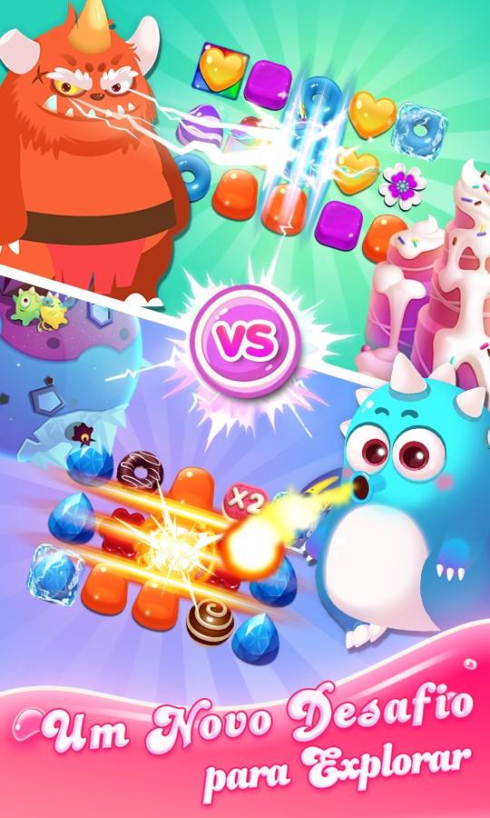 Jellipop Match - Imagem 2 do software