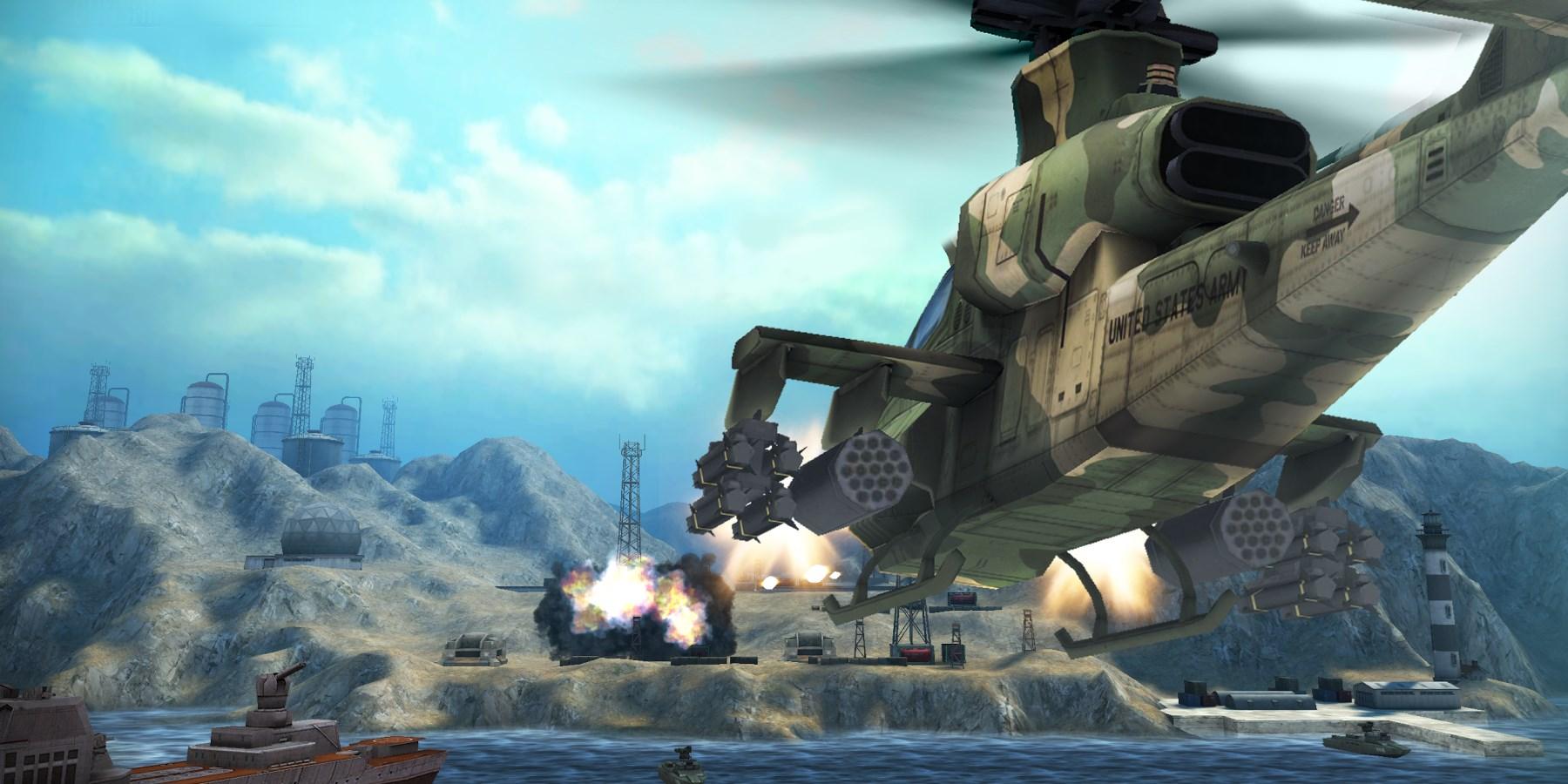 Gunship Battle2 VR - Imagem 1 do software