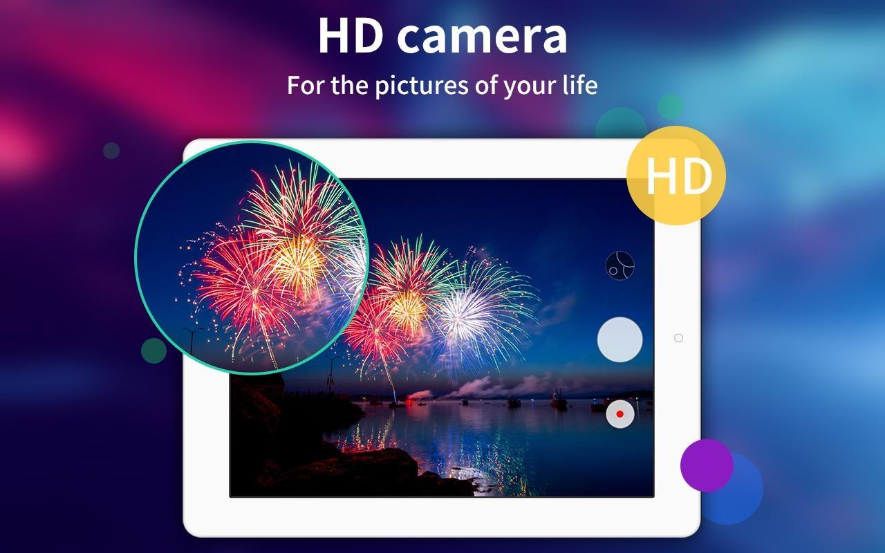 Câmera HD Camera Pro & Selfie - Imagem 1 do software