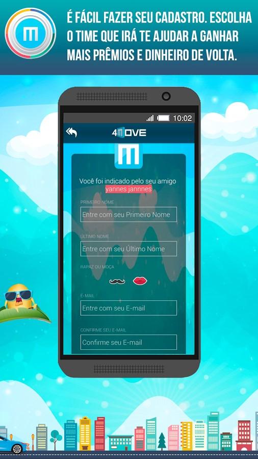 4Move - Imagem 1 do software
