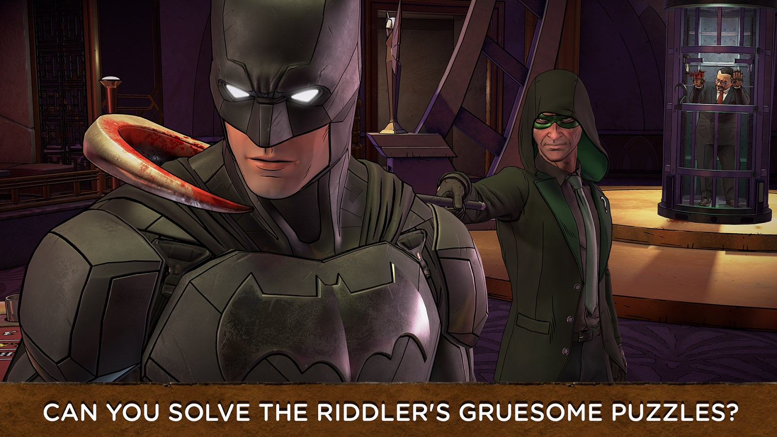 Batman: The Enemy Within - Imagem 1 do software