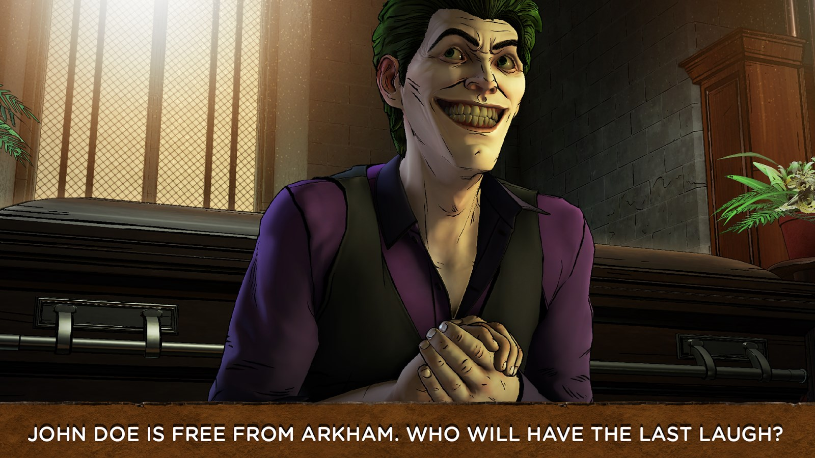 Batman: The Enemy Within - Imagem 2 do software