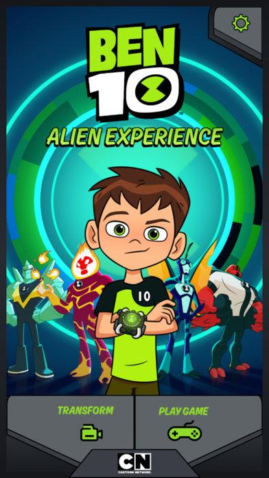 Ben 10 Experiência Alien - Imagem 1 do software