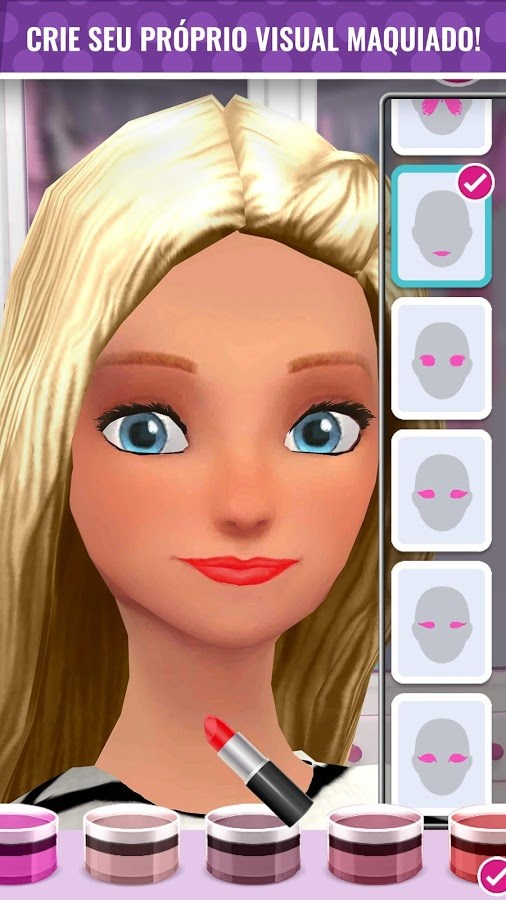 Barbie™ Fashion Closet - Imagem 1 do software