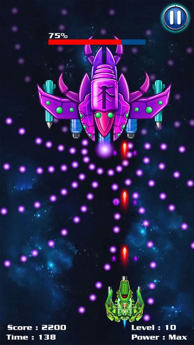 Galaxy Attack: Alien Shooter - Imagem 1 do software