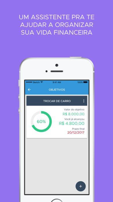 Otto Assistente -  Finanças pessoais sem planilha - Imagem 1 do software
