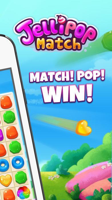 Jellipop Match - New Exciting Match-3 - Imagem 2 do software