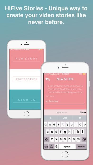 HiFive Stories - Imagem 1 do software