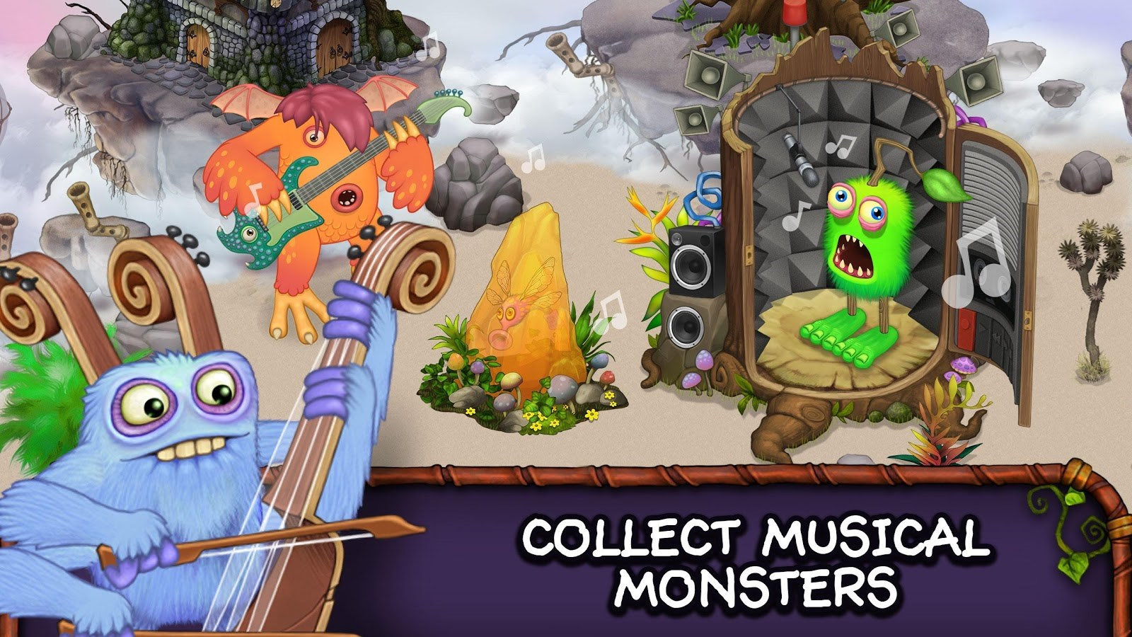 My Singing Monsters - Imagem 1 do software