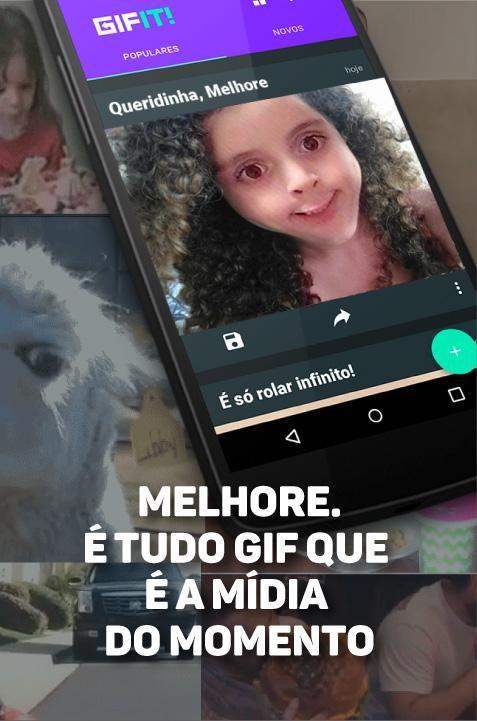 Gifit - Gifs para Whatsapp - Imagem 2 do software