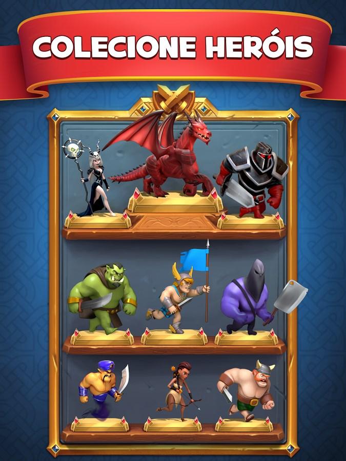 Castle Crush - Jogos de Estratégia Online Grátis - Imagem 1 do software