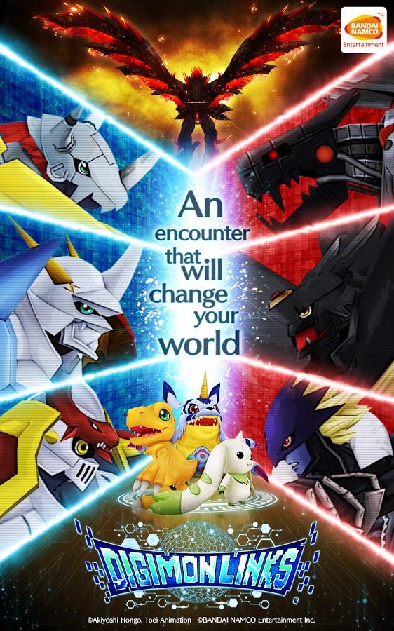 DigimonLinks - Imagem 1 do software