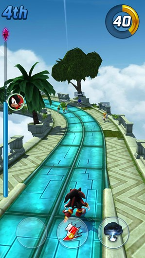 Sonic Forces: Speed Battle chega com velocidade total ao mundo mobile