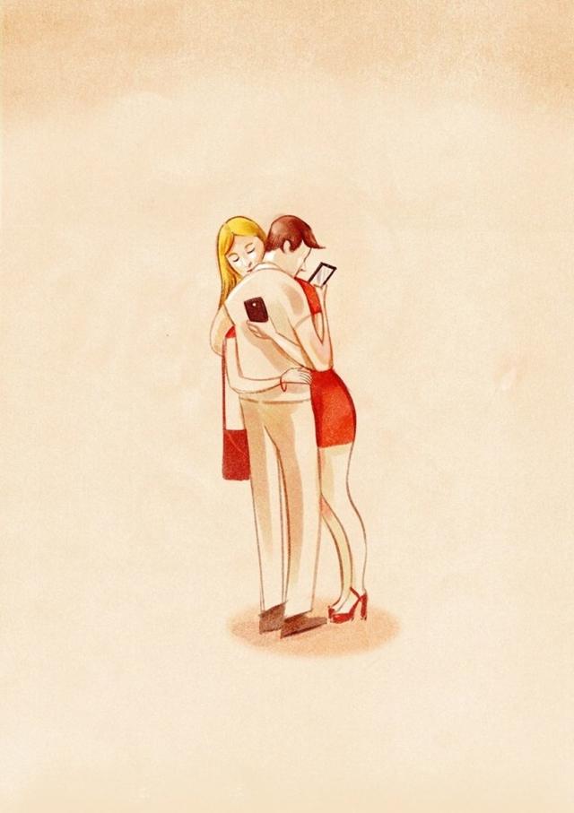 Amor em tempos de Wi-Fi